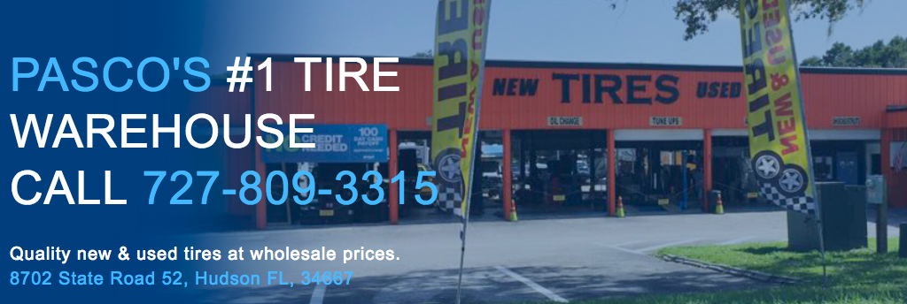 Brooksville – Used Tires